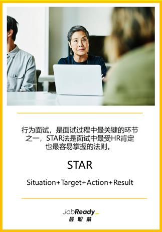 面试干货 - 使用STAR法则搞定行为面试