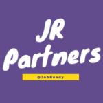 JR全球校园合伙人的组徽标